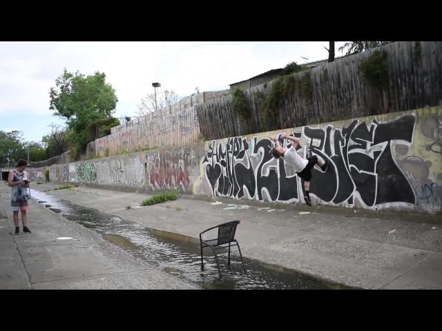 Till I Collapse- Parkour/Freerunning