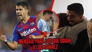 Si eres de los que odian a Luis Suárez, este video lo tienes que ver