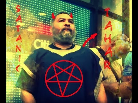 Tahar admits that Lucifer is the Devil and...