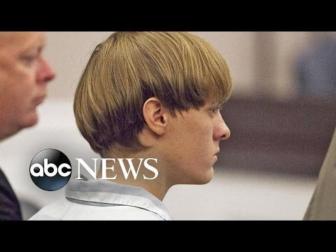 New Evidence in Dylann Roof Murder Trial