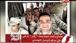 """بالفيديو.. آخر رسائل شهداء كمين """"زقدان"""": """"يا نحميها يا نموت فيها"""""""