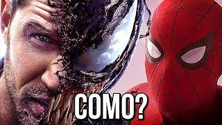 VENOM EXPLICADO! COMO FUNCIONA SEM O HOMEM-ARANHA?  - Detalhes do Trailer Filme Marvel com Tom Hardy