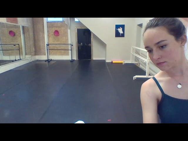 Miss Sarah Pre Ballet-Tap 4/16