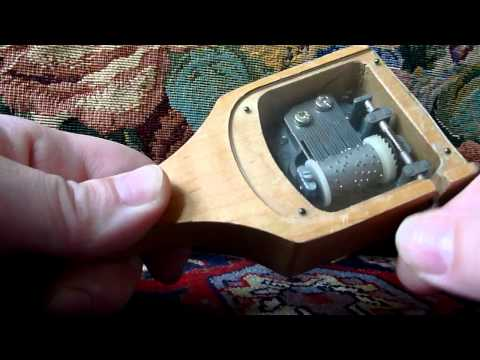 Creepy Music Box