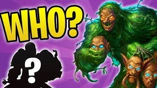 FACE COLLECTOR into which LEGENDARY? | Pick Pocket Rogue | The Witchwood | Hearthstone