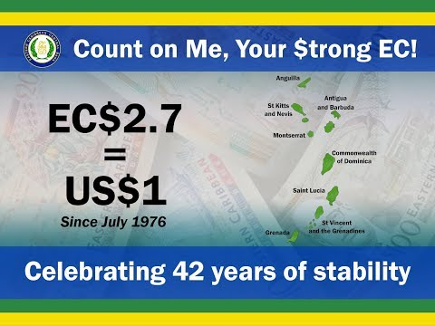 Governor's Remarks on the 42nd Anniversary of the EC Dollar Peg