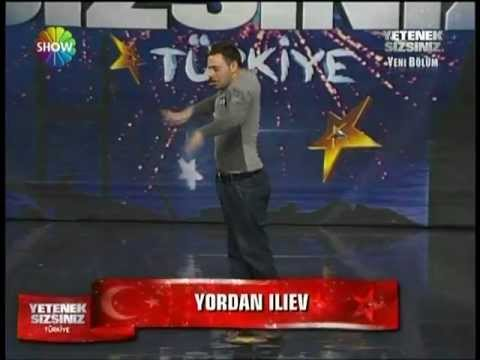 Yordan Iliev' KASTING TURKIYE
