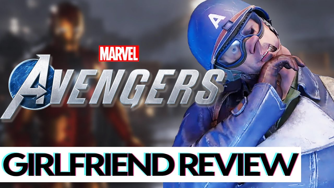 Marvel's Avengers is Booty | Girlfriend Reviews