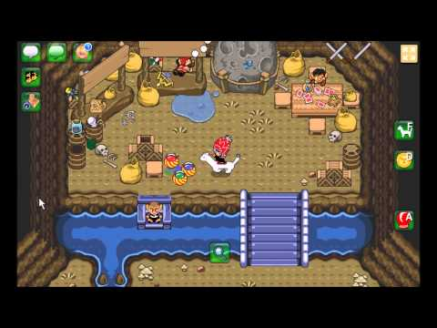 Mystery Maps Quest | Graal Online Classic