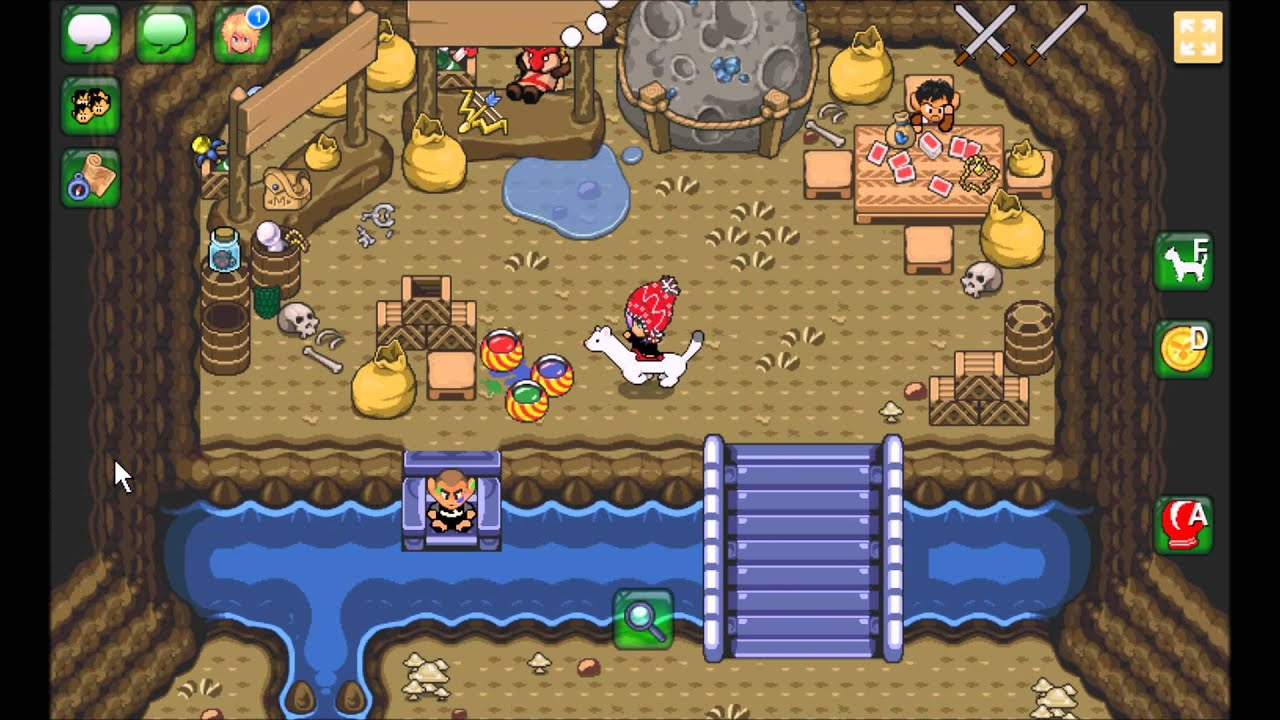 Mystery Maps Quest | Graal Online Classic - YouTube