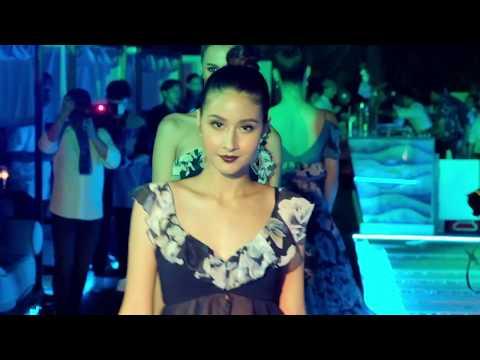@intherContiental Hua Hin Resort  #fashionshow #mallika