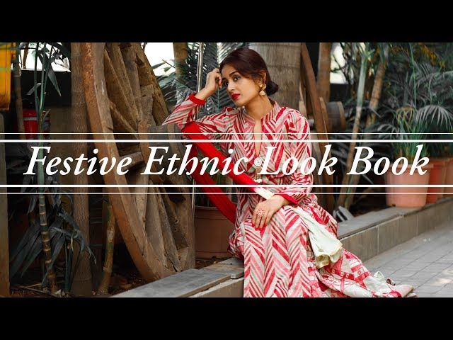 Festive Ethnic Look Book | Diwali outfits | Prity Singh