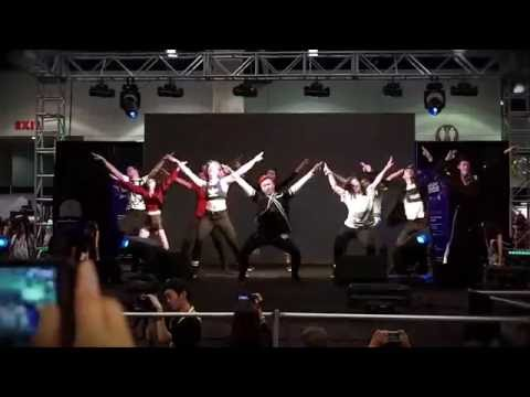 XTRM – Stanford Kpop   KCON LA 2016: Kpop World Festival USA Finals + Interview