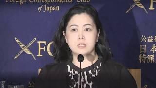 女性記者のセクハラ被害事例を発表 谷口真由美准教授が会見(2018年5月21日) thumbnail