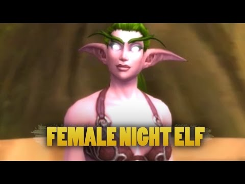 Night Elf Druid vs Orc from YouTube · Duration:  31 seconds