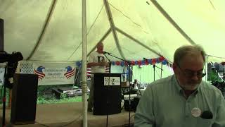 Get Your Children Out of Government Schools:  Hal Shurtleff Speaks at the 8th Annual Flag-Day Rally
