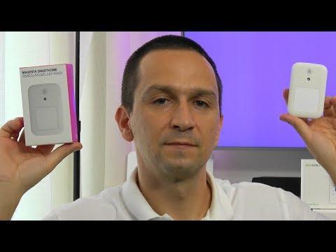 Telekom Magenta SmartHome Bewegungsmelder innen (für Qivicon Base)