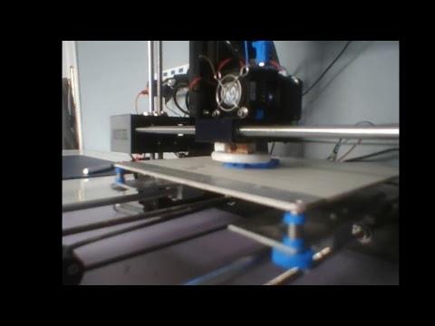 Imprimiendo Anet A6 octoprint