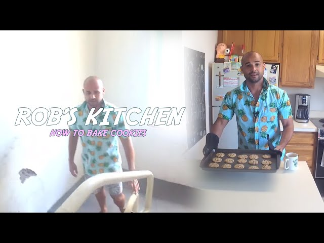 Rob's Kitchen - S1 E5 - How To Bake Cookies