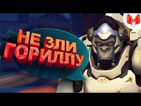 #2 Overwatch - Не зли гориллу