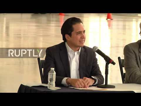 Mexico: New govt. readies sale of former presidential jet for 'austerity'