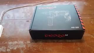 Обзор DNIPRO M HD-120 Ударная дрель