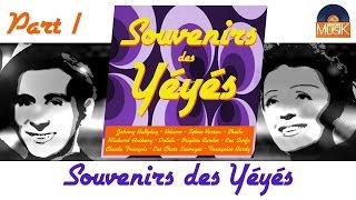 Compilation - Souvenirs des Yéyés - Part 1