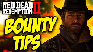 5 Tips To Be The BEST GODDAMN Bounty Hunter In Red Dead Redemption 2 Online