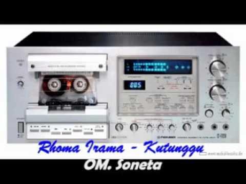 [ OM SONETA ]  Rhoma Irama  -  Kutunggu