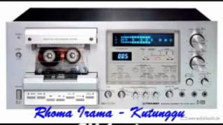 Download Lagu [ OM SONETA ]  Rhoma Irama  -  Kutunggu mp3