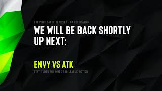 Live: ESL Pro League NA S9 Relegation - Day 2 - ENVY vs ATK
