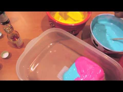 Make with me: Rainbow Ice Cream