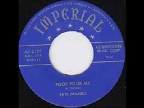 Fats Domino - Poor Poor Me(master) - April 26, 1952