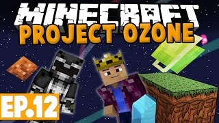 Minecraft Project Ozone - Ep.12 - Exploding Ducts! (HQM)