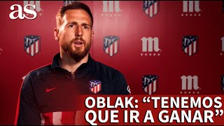 ATLÉTICO DE MADRID | OBLAK: