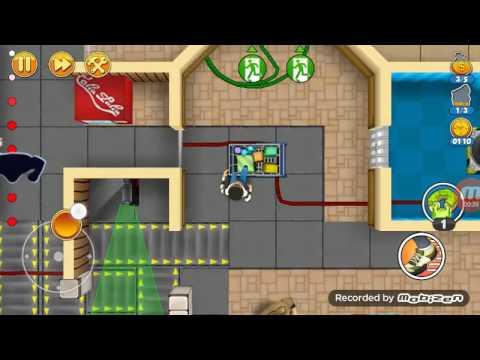 Robbery Bob 2: Double Trouble level 15