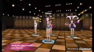 Test nhảy bài hát Apple Pen(Remix)