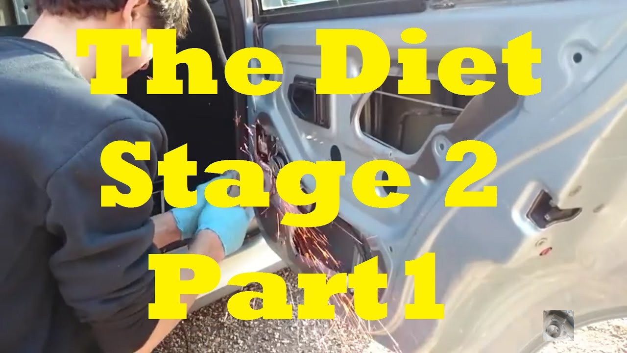 Diet Stage 2 Part 1 Peugeot 306 Doors And Loom Youtube Boxer Wiring