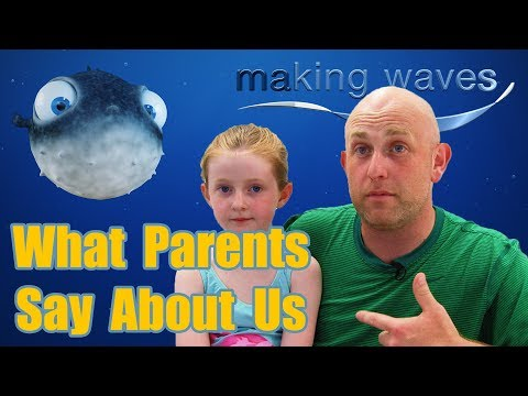 Anton Gallagher Testimonial for Making Waves Swimming - Private Swimming Lessons Glasgow