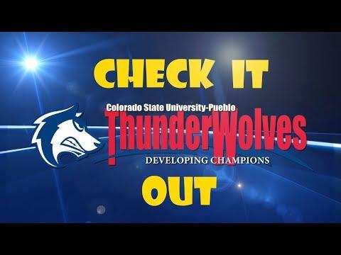 Check It Out - CSU-Pueblo