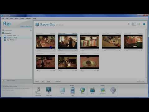 Flip Secrets: Editing With Windows Movie Maker