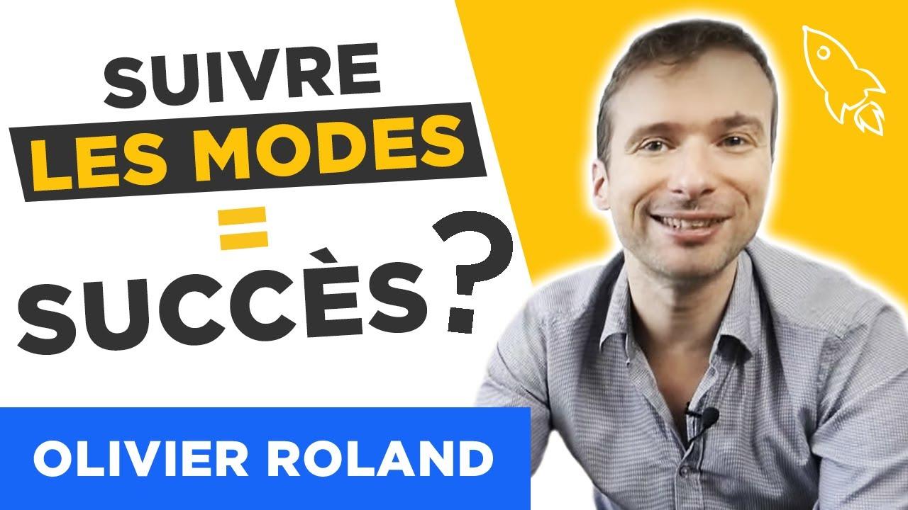 💹Faut il suivre les modes pour être infopreneur à succès ?