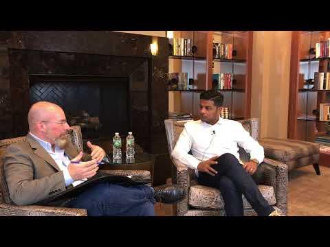 Richie Etwaru Blockchain Interview Part 1 of 4