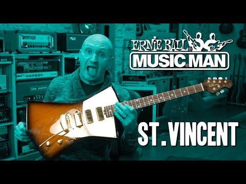 Music Man St. Vincent - 1st Impressions