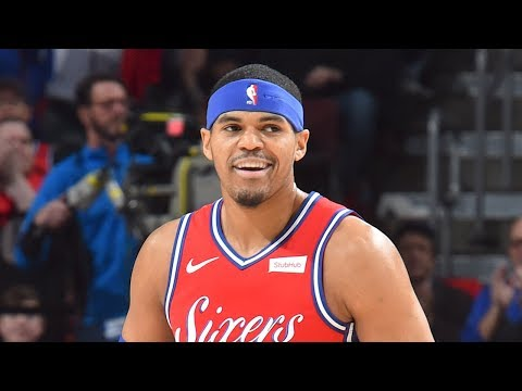 Denver Nuggets vs Philadelphia 76ers - Full Highlights | February 8, 2019 | 2018-19 NBA Season