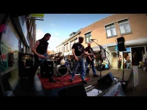 2015 No1408 Rock/Metalband @ Record Store Day Wim's Muziekkelder