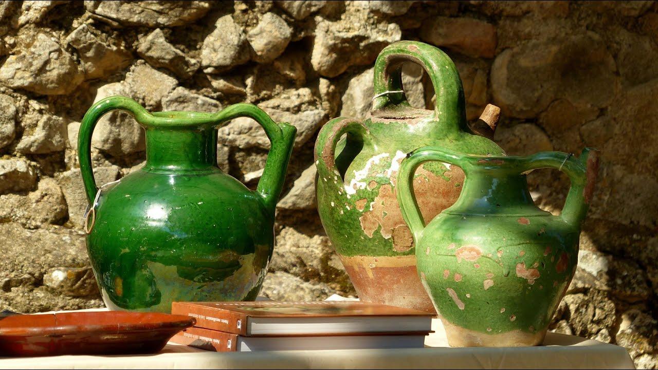 Cliousclat, village potier de Drôme