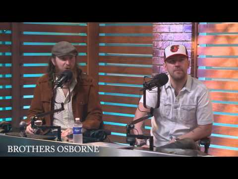 "Brothers Osborne Play Game ""It Ain't My Fault"""