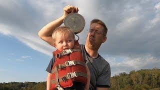 Catching Fish Bigger than My Child??? FISHING for BIG Catfish!!!!