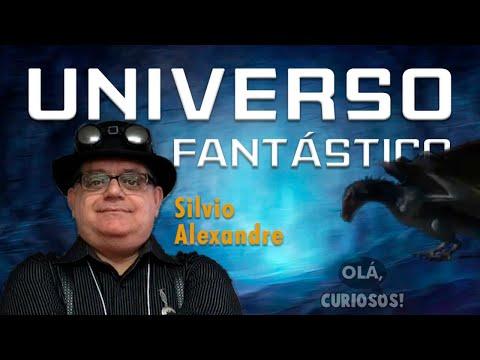 AS AVENTURAS DO SUPER DÍNAMO E DO ROBÔ-CÓPIA - Universo Fantástico - Programa 45 - Olá, Curiosos!